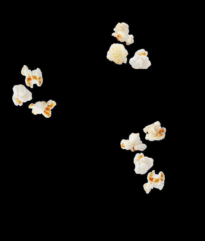 Popcorn sucré Menguy's