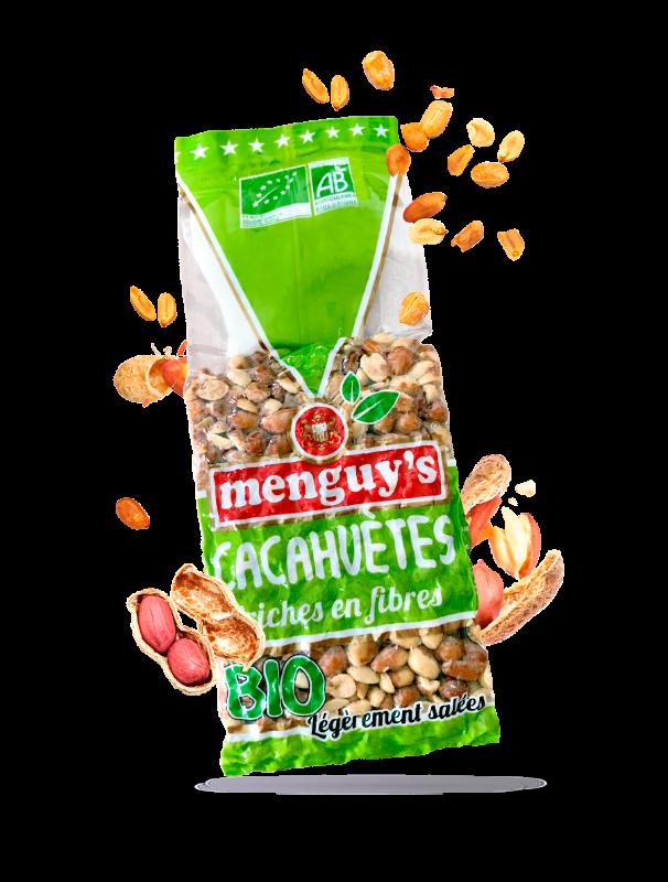 Produit Cacahuètes BIO