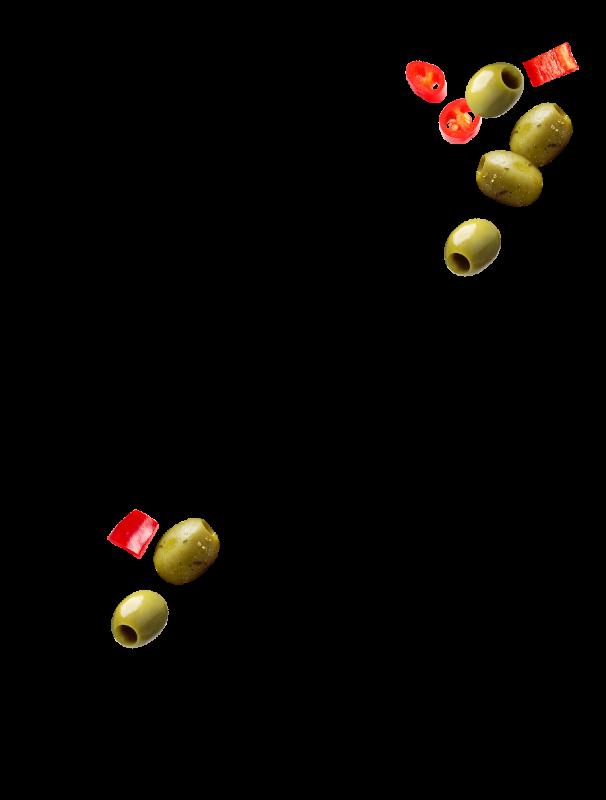 Olives dénoyautées à l'orientale Menguy's