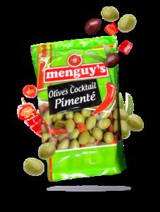 Produit Olives Cocktail Pimenté