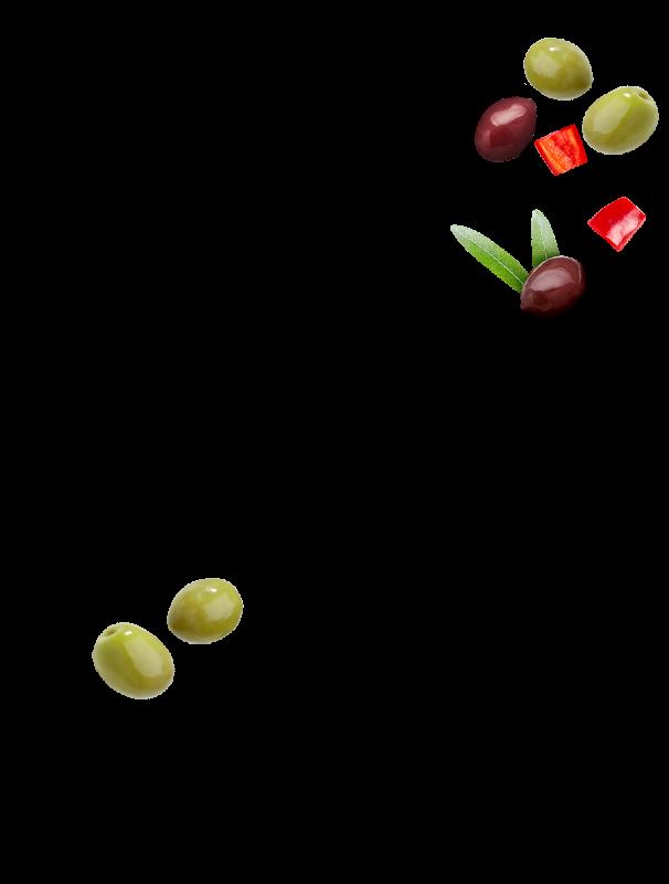 Cocktail d'olives pimenté Menguy's