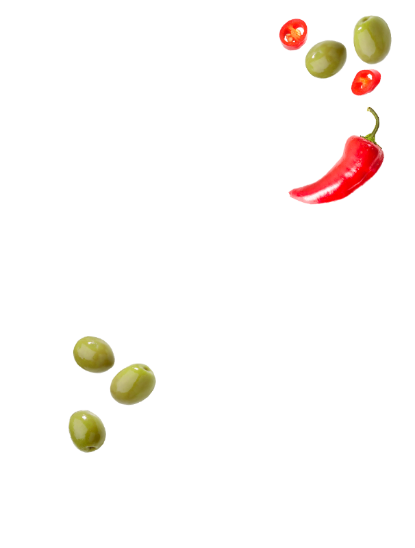 Olives dénoyautées très pimentées Menguy's