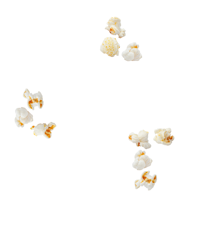 Pop-corn Sweet and Salty Menguy's