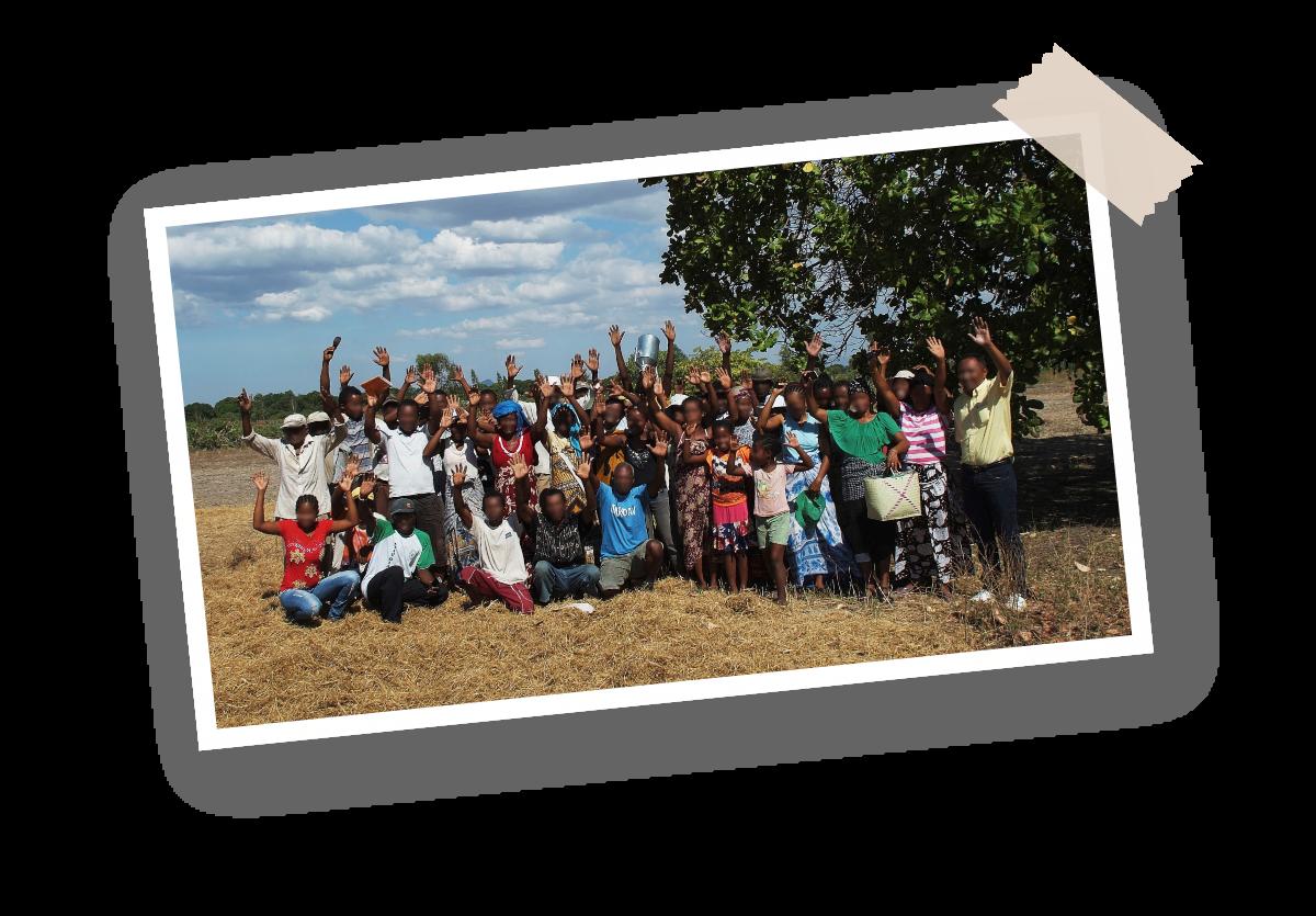 Menguys solidaires avec Madagascar